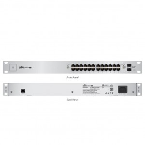 Ubiquiti EdgeSwitch 24 Port Gigabit US-24-500W